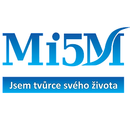 Mi5M personal development course logo I am the creator of my life